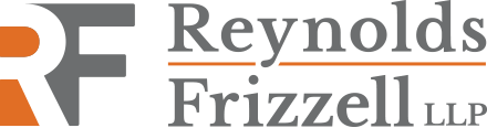 Reynolds Frizzell LLP Mobile Retina Logo